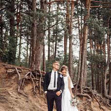 Wedding photographer Irina Ignatenya (xanthoriya). Photo of 30.08.2018