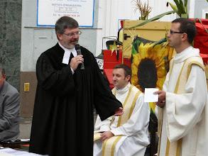 Photo: Die Dialogpredigt - Evangelisch