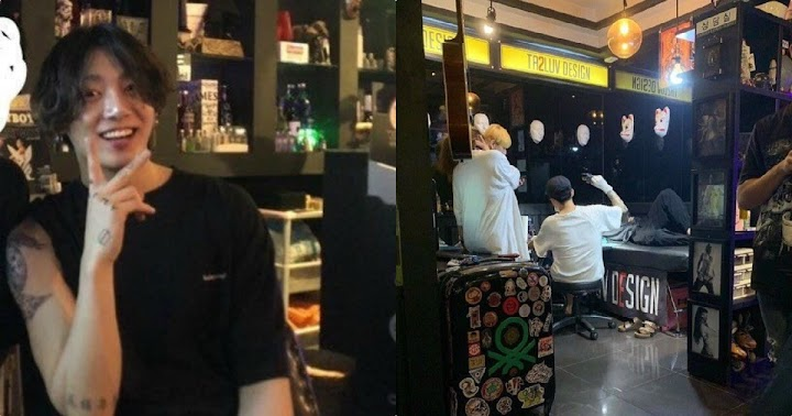 Rennis Jungkook: BTS Jungkook's Tattoo Shop Begs ARMY To Stop Harassing