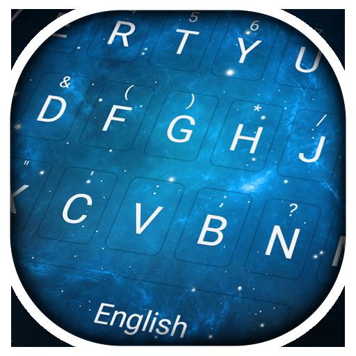 Unknown Galaxy Theme&Emoji Keyboard