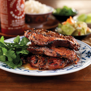 Vietnamese Country Style Rib.