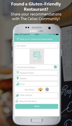 玩免費遊戲APP|下載Gluten Free Restaurants Guide app不用錢|硬是要APP
