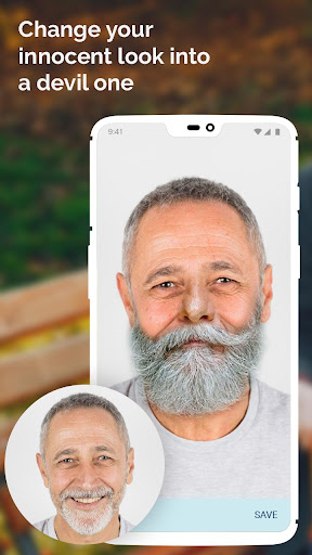 Old Age Face effects App screenshot 5