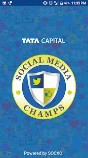 Social Media Champs - náhled