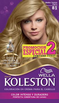 Tinte Wella Koleston Rubio