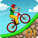 Impossible Bicycle Stunts BMX Games icon