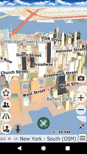 bGEO GPS Navigation 11.1.170 screenshots 2