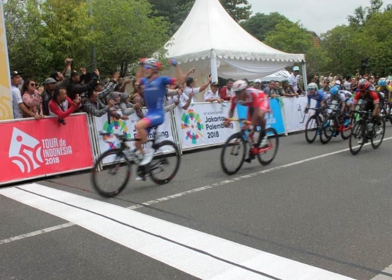 International Tour De Indonesia 2018