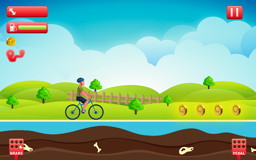 Bike Man Cycling Stunt Tricky Races 1.0 screenshots 8