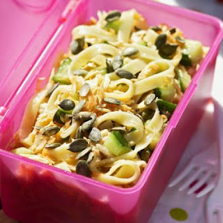 Lunchbox Pasta Salad.