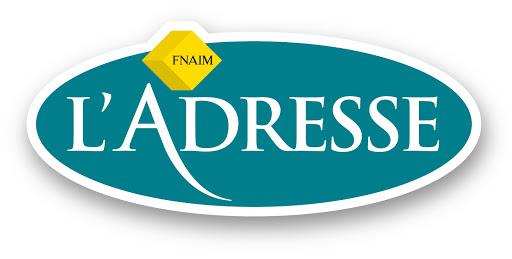 Logo de L'ADRESSE Ile de Ré Sophie Marsac Immobilier
