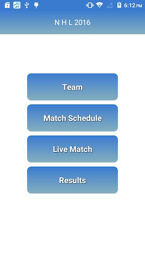 免費下載運動APP|Schedule for NHL 2016 app開箱文|APP開箱王