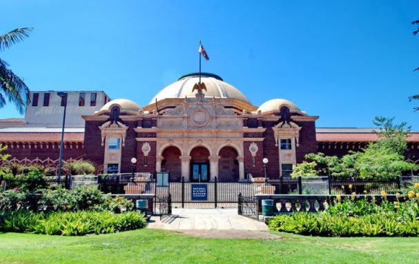 Museu de História Natural de Los Angeles
