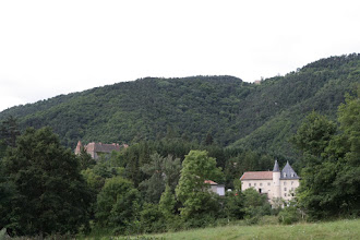 Photo: J29 : Moulin et château de Lavoûte-Polignac