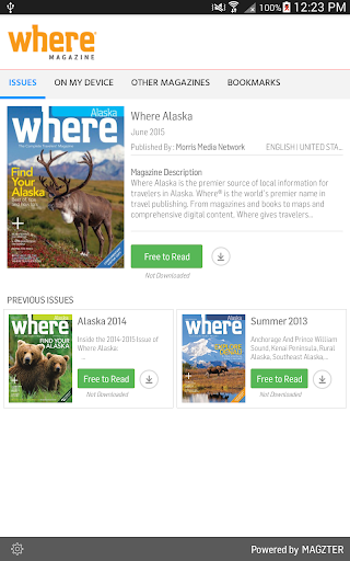 Where Alaska