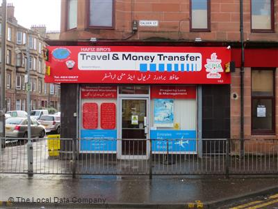 Hafiz Bro S Travel Money Transfer On Calder Street Agents In Queen Park Glasgow G42 7rr