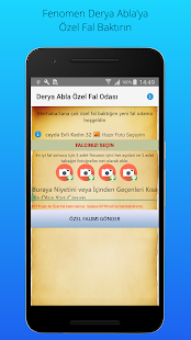 Derya Abla - Kahve Falı - náhled