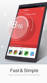 Antivirus Free-Mobile Security Screenshot 2