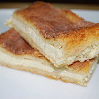Cream Cheese Bars