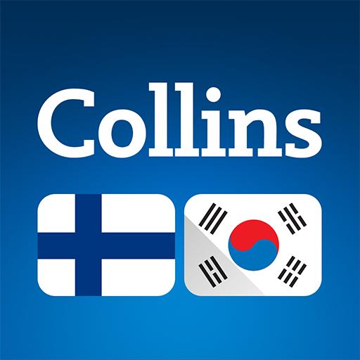 Collins Korean<>Finnish Dictionary Icon