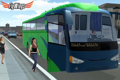 Bus Simulator 2015 New York 1.3.4 screenshots 2