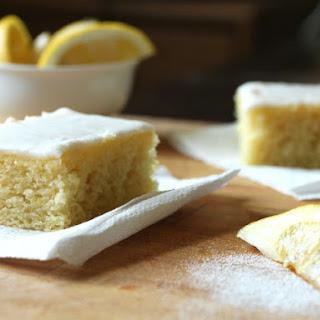 One Bowl Gluten-Free Lemon Cake.