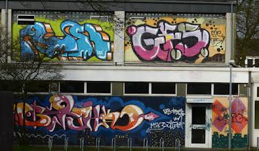 Photo: Bertha-von-Suttner-Schule;  GFS et al.