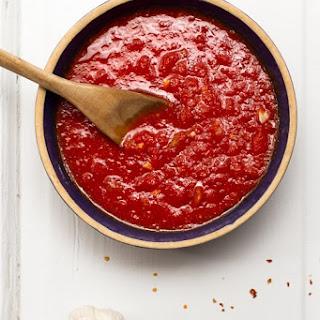 Classic Tomato Sauce.