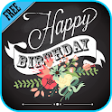 Free Birthday Card icon