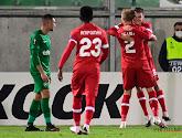 Antwerp won van Ludogorets in de Europa League