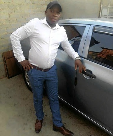 Collins Khosa who died after an altercation with soldiers during the Covid-19 lockdown in Alexandra, Johannesburg.