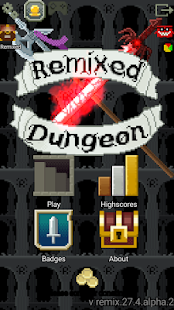 Remixed Dungeon мод