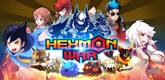 Hexmon War- Monster Collecting RPG