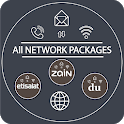 All Network Packages For UAE and KSA Latest icon