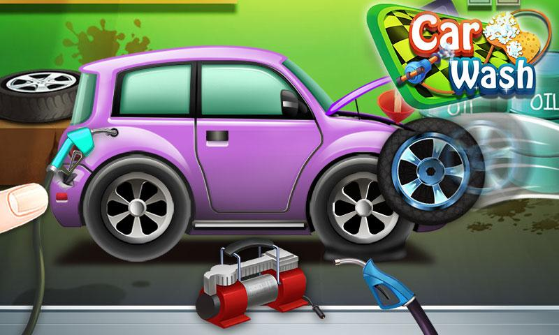 car wash design car games android apps on google play. Black Bedroom Furniture Sets. Home Design Ideas
