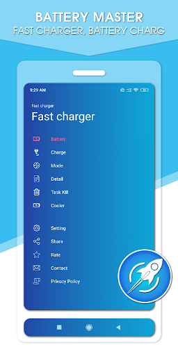 Fast Charger, Battery Charger 1.0 screenshots 2