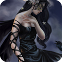 Dark Fairy Wallpaper icon