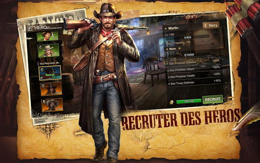 Télécharger Gratuit Wild Frontier APK MOD (Astuce) screenshots 3