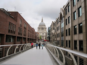 Photo: Z Millennium Bridge