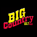 Big Country Player - WQAH icon