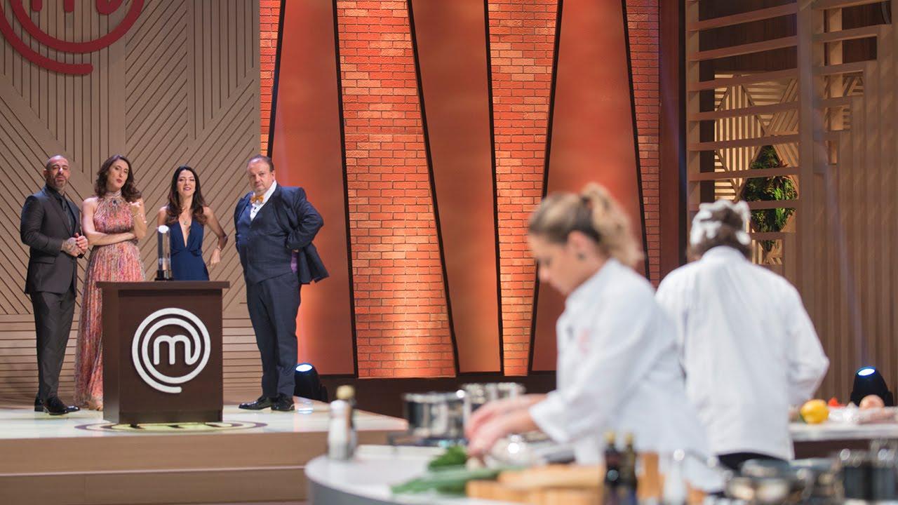 Hugo e Maria Antonia disputam a grande final do 'MasterChef Brasil'