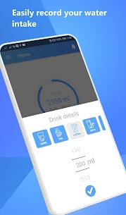 Drink Water Reminder & Hydration Tracker Pro (MOD, Paid) v2.00 5