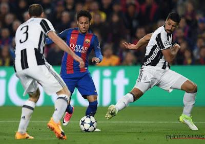Juventus gaf Barcelona een masterclass in verdedigen