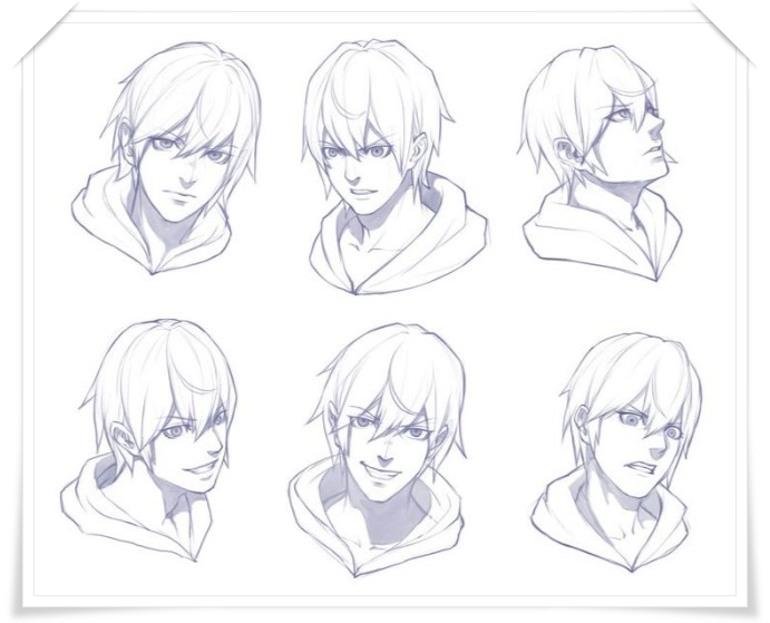diy anime drawing tutorial screenshot