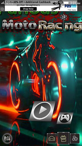 Furious Moto Racing 3D
