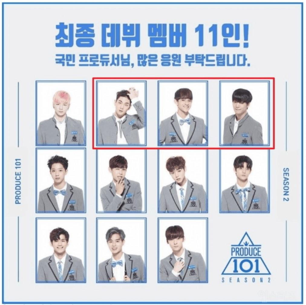 wanna one jonghyun 1