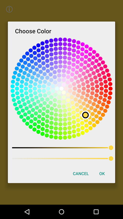 Hexify – RGB to Hex to RGB- screenshot