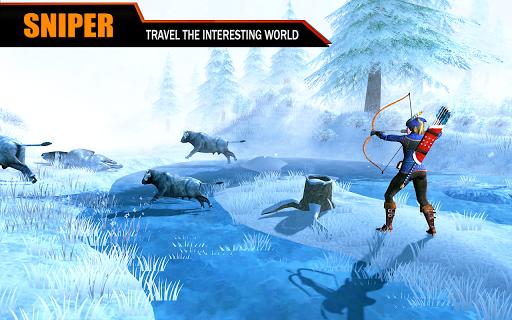 Animals Shooting New Game 2020- Games 2020  screenshots 5