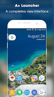 App A+ Launcher - Simple & Fast Home Launcher APK for Windows Phone