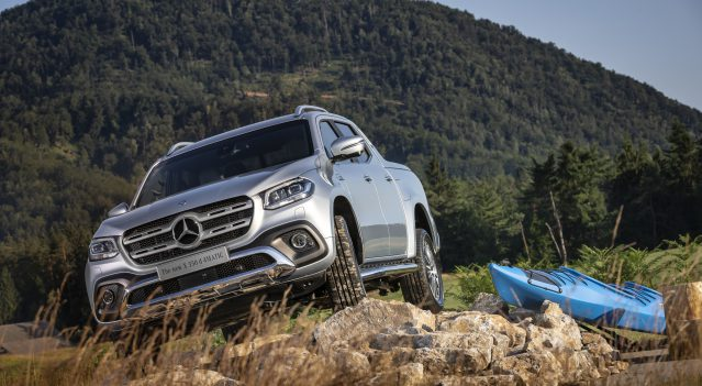 Mercedes Confirms Local Pricing For New V6 X Class And It Ain T Cheap